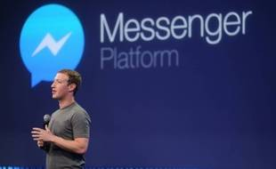 Le logo de Messenger