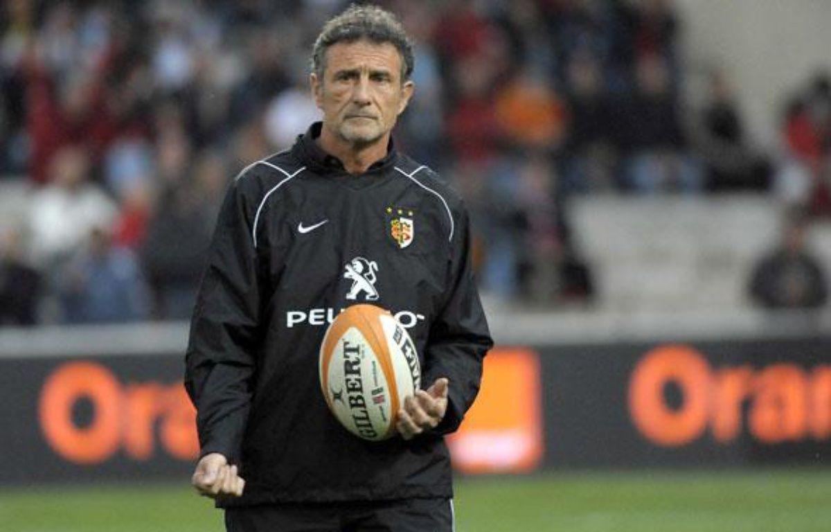 L'entraîneur toulousain Guy Novès, en mai 2010. – DAMOURETTE/SIPA