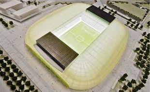 L'inauguration du Grand Stade est toujours prévue pour le 13juillet 2012.