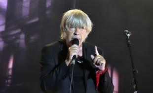Renaud en concert aux Francofolies de la Rochelle en  2017.