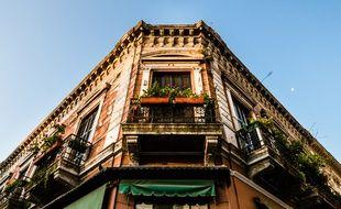 Le quartier de San Telmo séduit les amateurs d'architecture par ses maisonnettes biscornues.