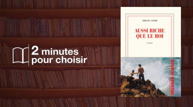 « Aussi riche que le roi »: Pourquoi le premier roman d'Abigail Assor est couronné prix Bookstagram