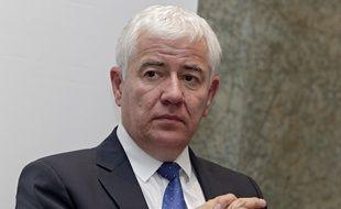 Didier Manier, le nouveau Président du conseil général du Nord.