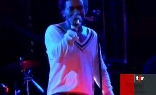 Le chanteur Doc Gyneco s'est fait huer pour son soutien à Nicolas Sarkozy jeudi 2 août aux Fêtes de Genève en Suisse
