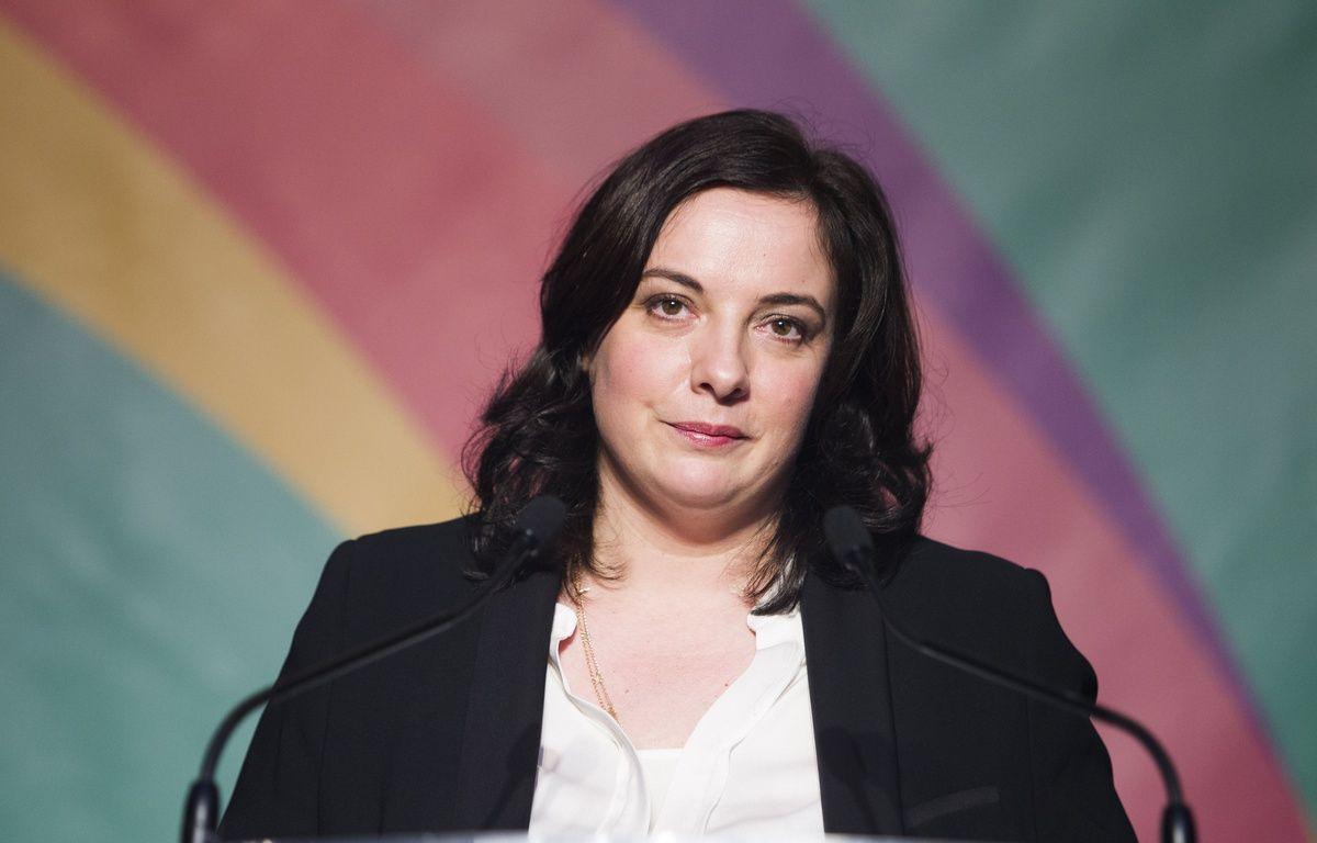 Emmanuelle Cosse (Europe-Ecologie-Les Verts), le 3 décembre 2015. – SIPA