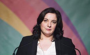 Emmanuelle Cosse (Europe-Ecologie-Les Verts), le 3 décembre 2015.