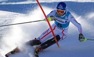 La skieuse autrichienne Marlies Schild s'est montrée combative samedi en conférence de presse à la clinique d'Innsbruck (ouest de l'Autriche), au lendemain de son opération au genou droit synonyme de la fin prématurée de sa saison.