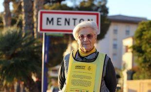 Martine Landry est accusée d'avoir fait entrer en France deux migrants de quinze et seize ans.