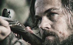 DiCaprio dans The Revenant.