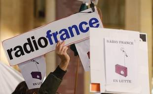La grève a Radio France fait une pause pendant les fêtes.