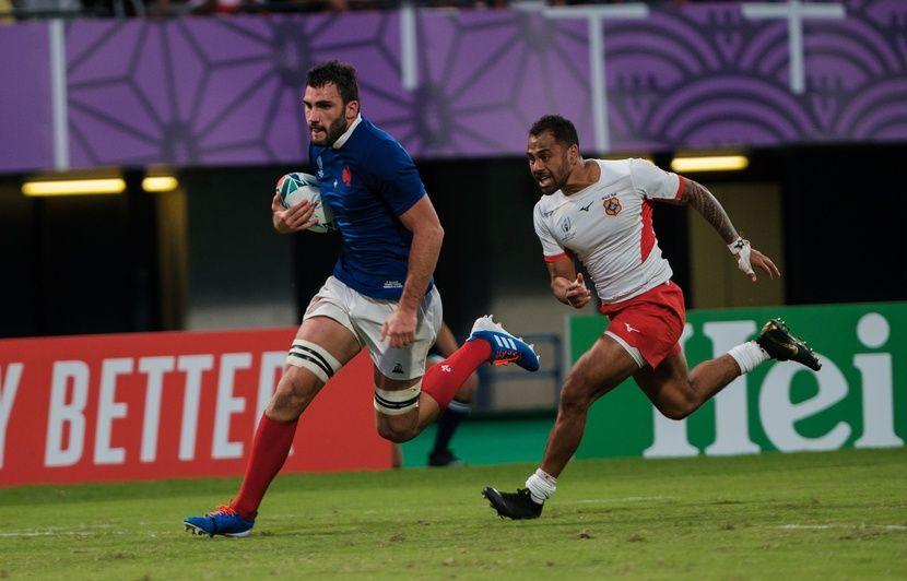Coupe du monde de rugby : « On disait qu'il était fini », Charles Ollivon le miraculé des Bleus