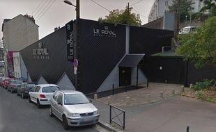 La discothèque Le Royal, rue des Salorges à Nantes.