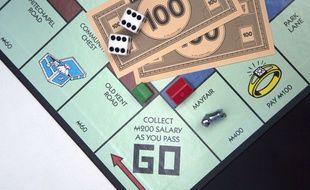 Image d'illustration - Un plateau de jeu «Monopoly».