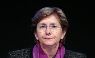 La maire de Bron Annie Guillemot, élue ce 11 juin à la tête du Sytral.