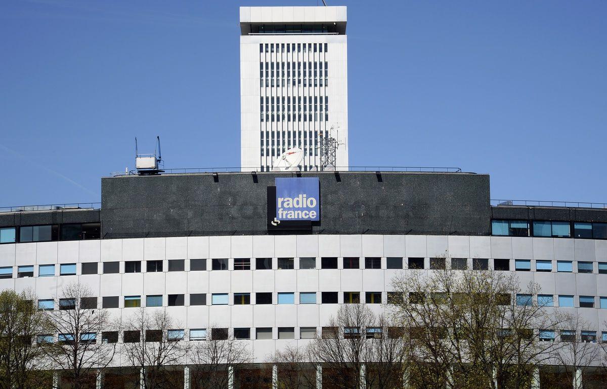 Le siège de Radio France (Paris XVIe), en avril 2015. – BERTRAND GUAY / AFP