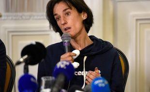 Elisabeth Revol est une alpiniste originaire de la Drôme.