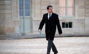 Le gouvernement Valls II plonge illico dans le vif mercredi: premier conseil des ministres, discours de Manuel Valls devant le Medef, chiffres du chômage déjà annoncés comme mauvais, image d'archives