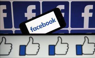 """Ilustration du """"like"""" sur Facebook."""