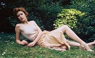Sylvia Kristel, photographiée dans les années 70.