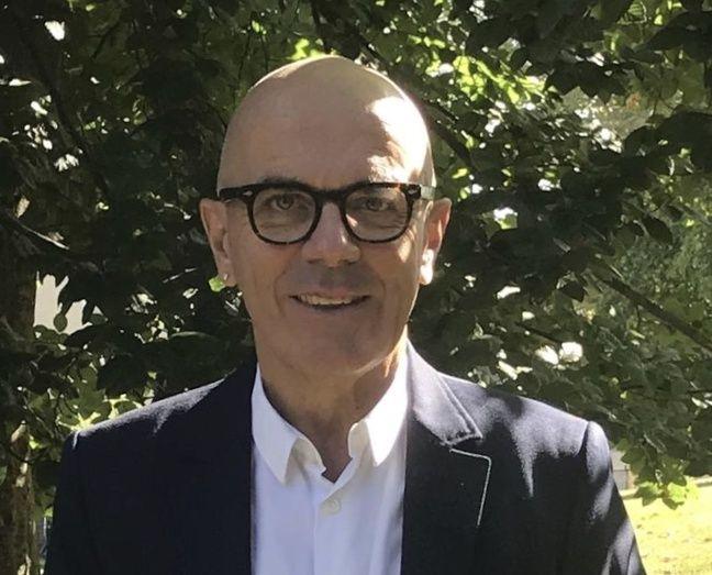 Jean-François Blanco, la tête de liste d'EELV à Pau.