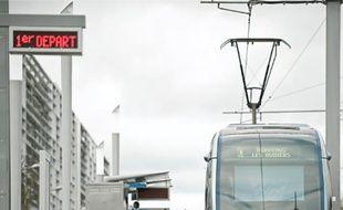 La ligne C du tram doit se prolonger jusqu'à Bègles.