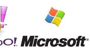 Yahoo et Microsoft ont annoncé un accord dans la recherche Internet le 29 juillet 2009