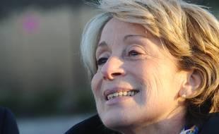 Brigitte Barèges est maire de Montauban depuis 2001 et candidate à sa réélection.