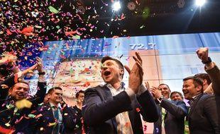 Volodymyr Zelensky, comédien, est désormais le nouveau président de l'Ukraine.