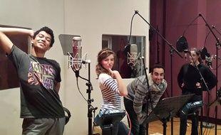 Ces quatre Aulnaysiens rêvent de représenter la France à l'Eurovision avec leur chanson «Emmène-moi».