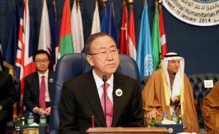 La conférence des donateurs pour les victimes de la guerre en Syrie réunie mercredi à Koweït a permis de rassembler des promesses portant sur plus de 2,4 milliards de dollars, bien moins que les 6,5 milliards escomptés.