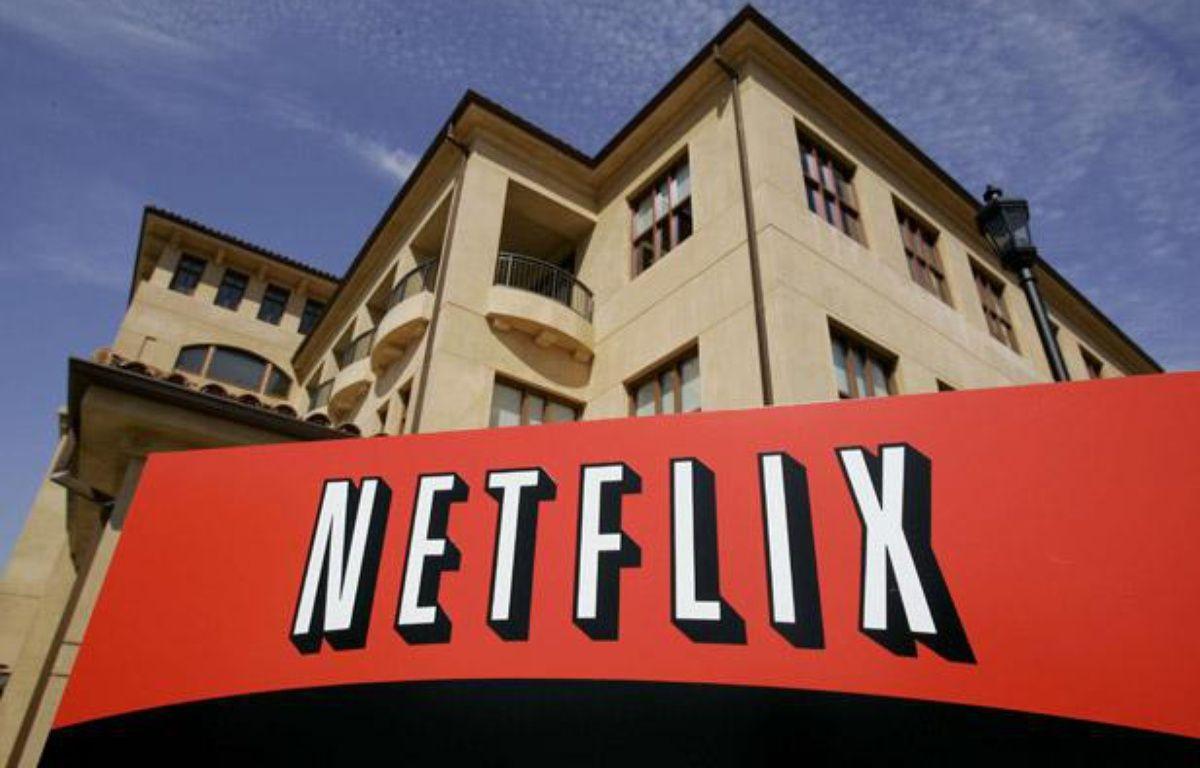 Le siège de Netflix à Los Gatos en Californie. – PAUL SAKUMA/AP/SIPA