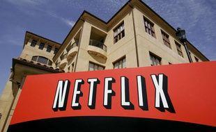 Le siège de Netflix à Los Gatos en Californie.