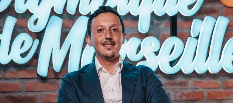 Pablo Longoria a été nommé directeur sportif de l'OM à seulement 33 ans.