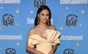 L'actrice Camila Mendes