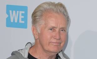 L'acteur Martin Sheen