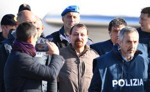 Cesare Battisti est arrivé ce lundi 14 janvier en Italie, après son arrestation en Bolivie.