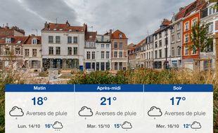 Météo Lille: Prévisions du dimanche 13 octobre 2019