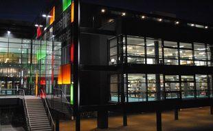 La bibliothèque universitaire Saint-Serge à Angers