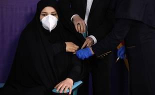 Il y a des vaccin en Iran, mais des vaccins iraniens.