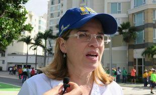 La maire de San Juan a durement critiqué Donald Trump et l'intervention des autorités fédérales.