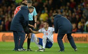 Selon une étude britannique publiée le 15 février 2017, les footballeurs ont plus de chances de contracter une maladie du cerveau à cause des petits chocs à répétition (photo d'illustration).