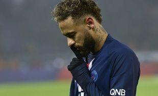 Neymar a encore été hué par une partie du public du Prac contre Nantes.