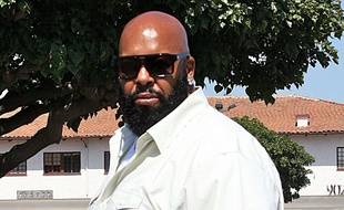 Suge Knight, le 29 mai 2012, à Los Angeles.