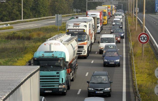 648x415 illustration camions sur l autoroute strasbourg le 19 10 2010