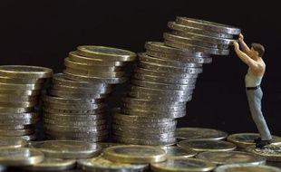 Sur les 12 derniers mois, l'Etat français affiche un déficit cumulé de 56,3milliards d'euros.