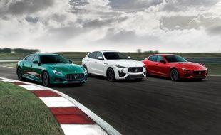 Maserati Quattroporte, Levante & Ghibli Trofeo