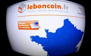 Illustration du site de petites annonces Le Bon Coin