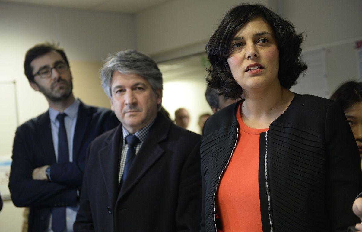 L'ancien conseiller de Myriam El Khomri dézingue à tout-va. – MARS JEROME/SIPA