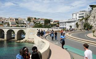 Une première édition de La voie est libre s'est déroulée à Marseille le 23 mai