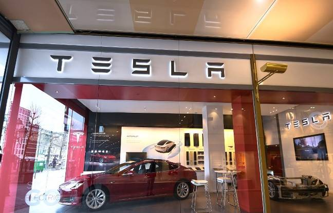 Tesla: Elon Musk annonce le lancement de la construction d'une «giga-usine» en Chine